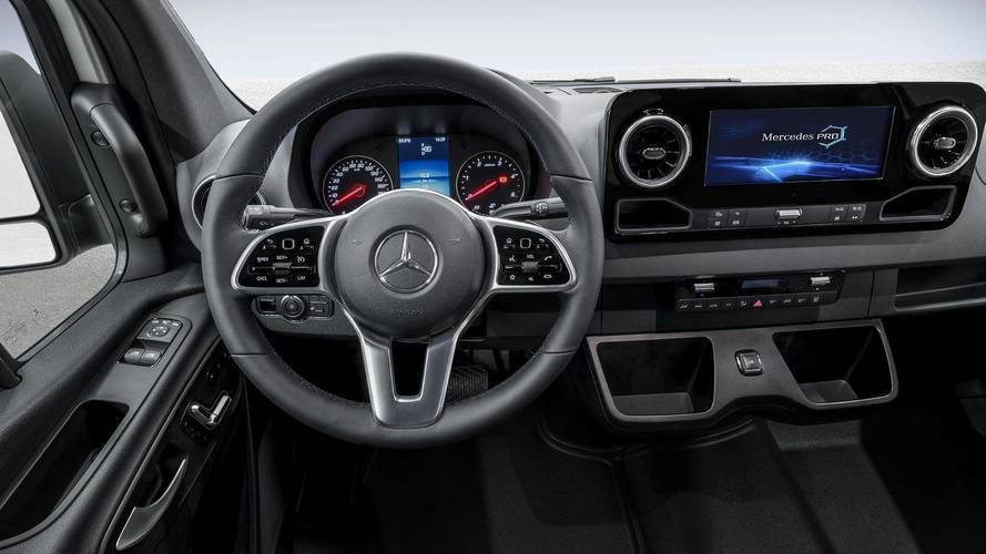 Mercedes-Benz Sprinter habitacle