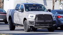 2019 Ford Ranger FX4 Spy Photos