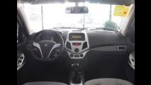 Salão de Montevidéu: Lançamento do Zotye Z200 revive geração anterior do Fiat Palio
