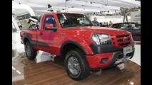 Conheça os comerciais leves mais vendidos em julho de 2012