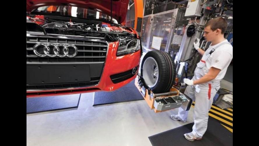Audi poderá construir fábrica no México