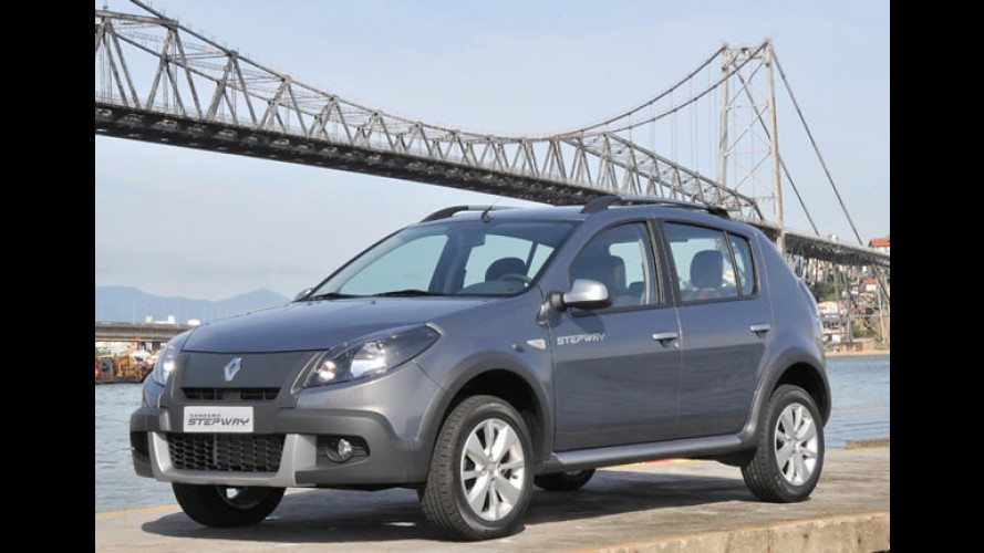 Renault do Brasil comemora melhor janeiro da história