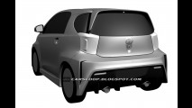 Toyota pode estar preparando versão esportiva para o pequeno iQ