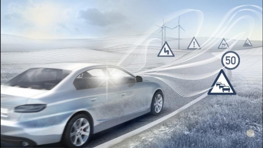 L'auto connessa eviterà fino a 260.000 incidenti all'anno