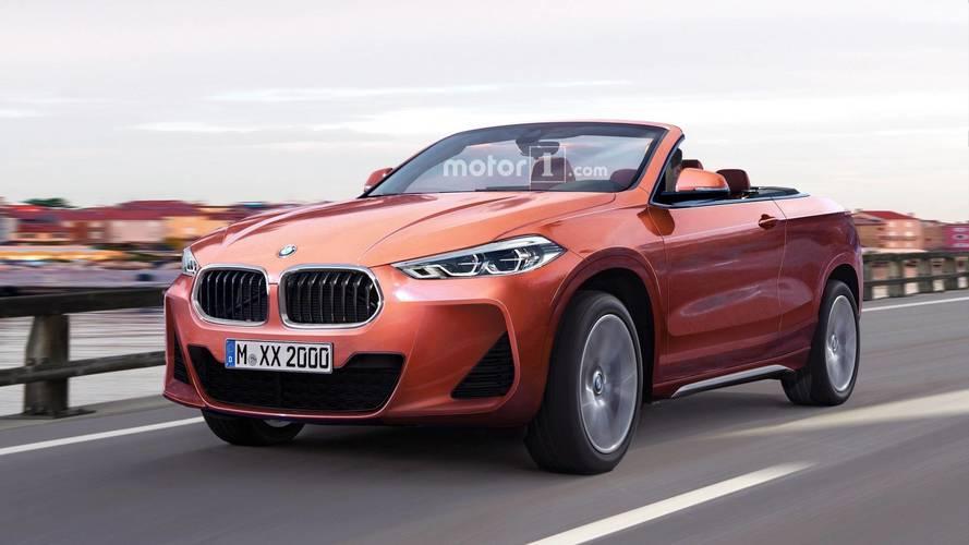BMW também cogita lançamento de SUV conversível