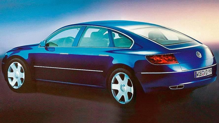 Volkswagen Concept D, prove tecniche di ammiraglia