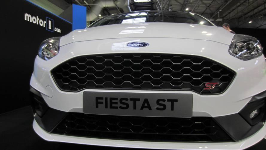2018 Ford Fiesta ST İngiltere'de tanıtıldı