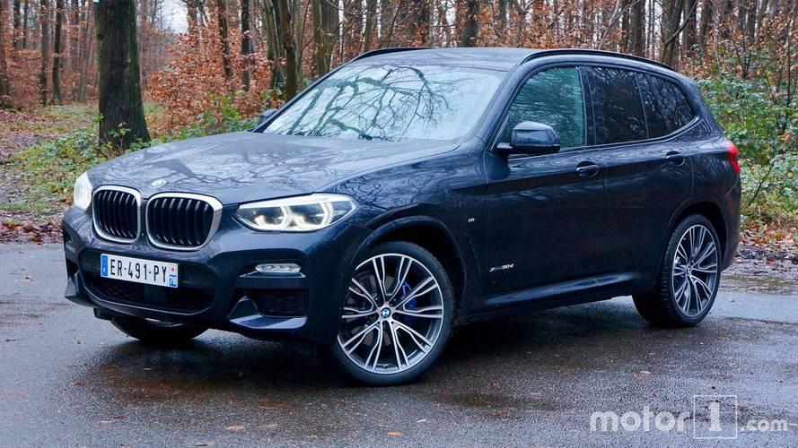 Essai BMW X3 (2018) - Retour au sommet