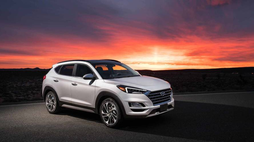 New Hyundai Tucson makes its bow in New York