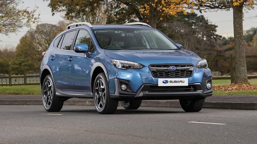 Novo Subaru XV