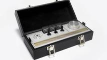 Remote control for gold Aston Martin DB5