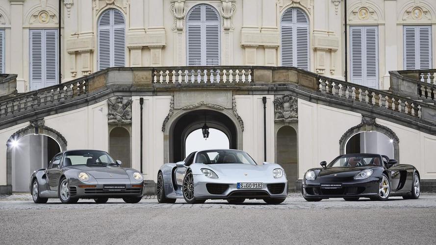 Porsche 918'in halefi 2025'te gelecek