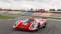 Porsche 917 KH Coupé #23: Le Mans winner 1970
