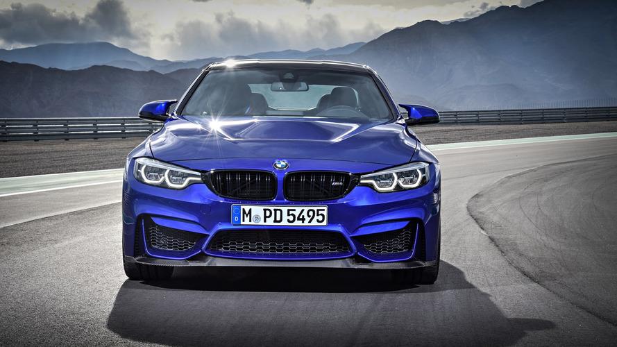 BMW - La plus puissante des M3 présentée l'année prochaine ?
