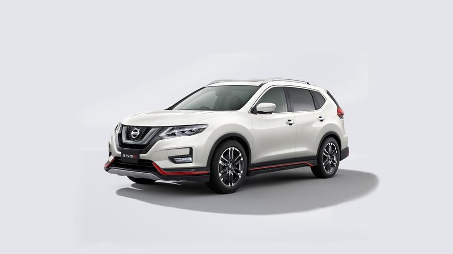 El Nissan X-Trail estrena una versión NISMO para Japón