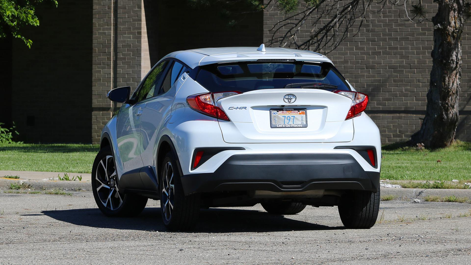 2019 Toyota C HR Getting Cheaper And More Expensive At Same Time