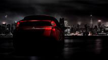 2017 Mitsubishi Eclipse Cross teaser