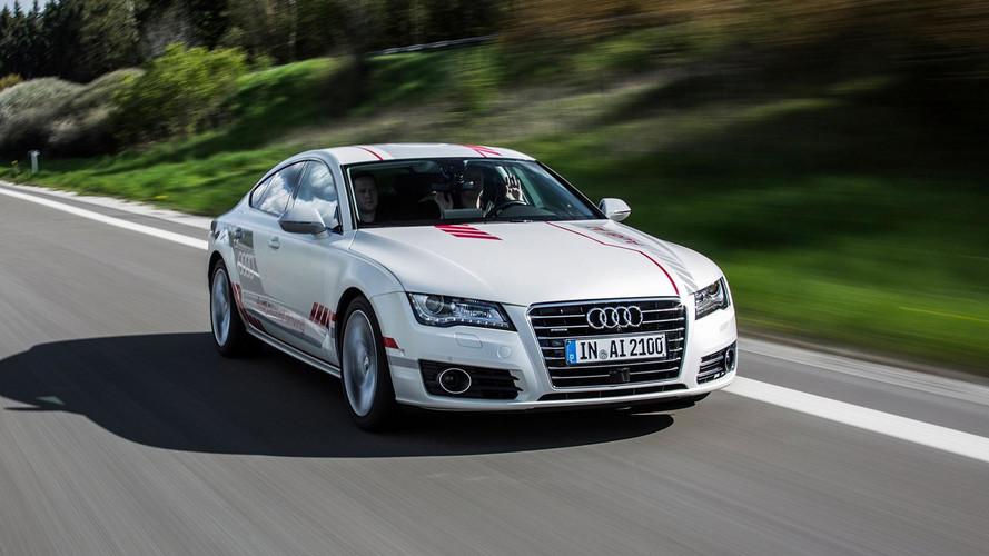 New York'ta otonom araç testinde ilk izin alan marka Audi