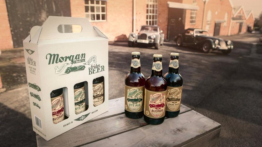 Morgan se lance dans la commercialisation de… bière !
