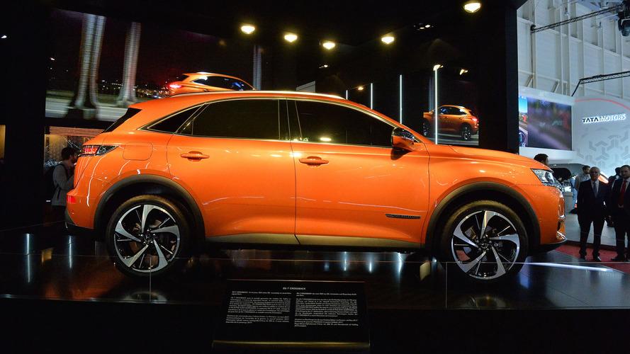 Elektrikli DS SUV 2018'de tanıtılacak
