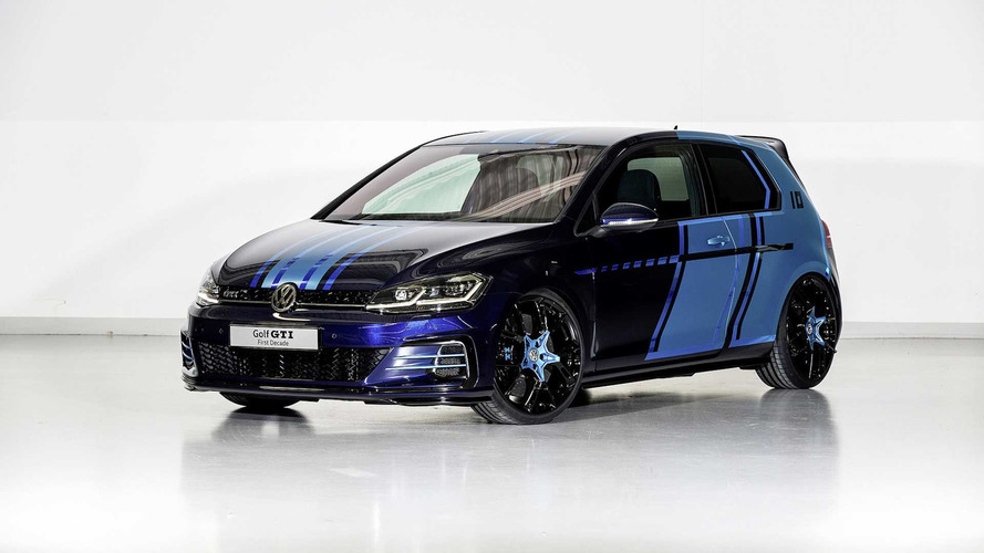 VW Wows At Worthersee 2017 With 410hp Hybrid GTI