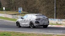 Audi Q8 Nürburgring casus fotoğrafları
