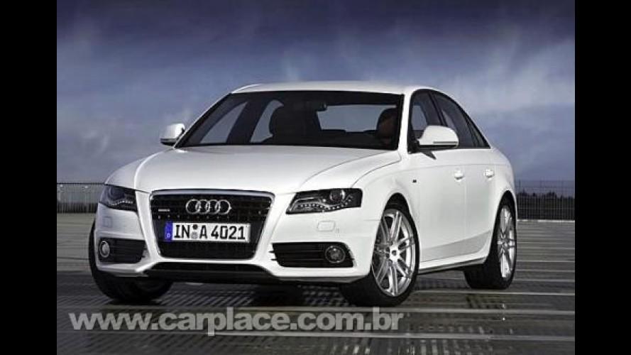 Novo Audi A4 2009 chega ao Brasil por R$229 mil com motor 3.2 V6 de 269 cv
