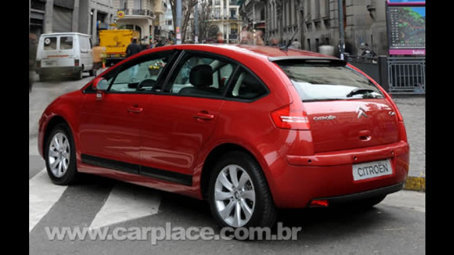 Citroën C4 hatch
