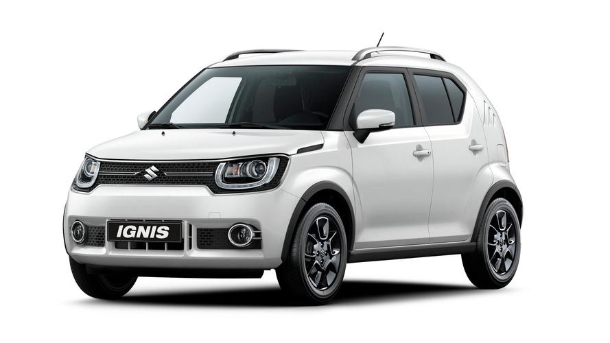 Yeni Suzuki Ignis, Paris'te görücüye çıkacak