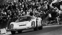 Porsche 910-8 1967 winner