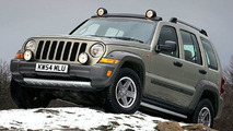 UK Jeep Cherokee Renegade Special Edition