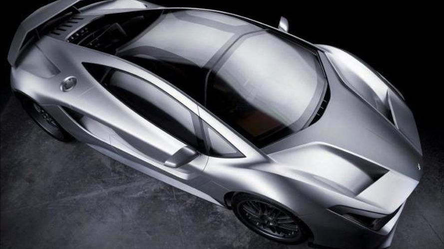 Amoritz GT DR7 evolves into DoniRosset - Brazil's first supercar proposal