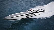 AMG Black Series 50' Marauder Cigarette boat