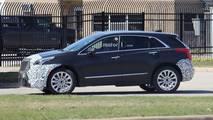 2020 Cadillac XT5 Spy Photos