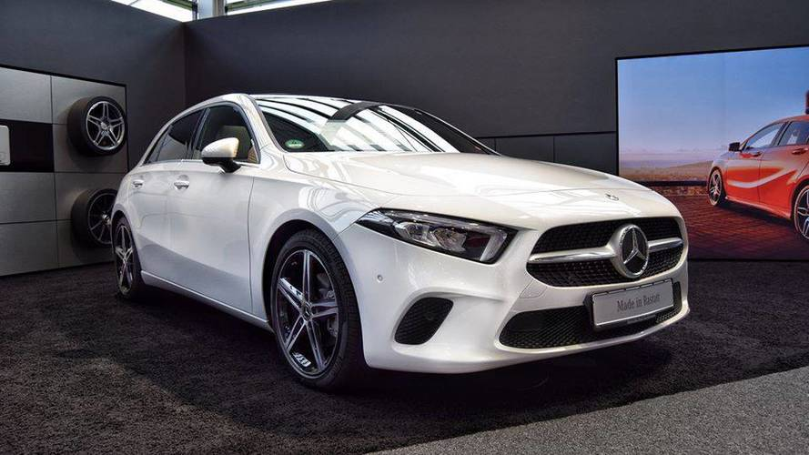 Mercedes Starts A-Class Production; 7 Other Compact Cars Coming