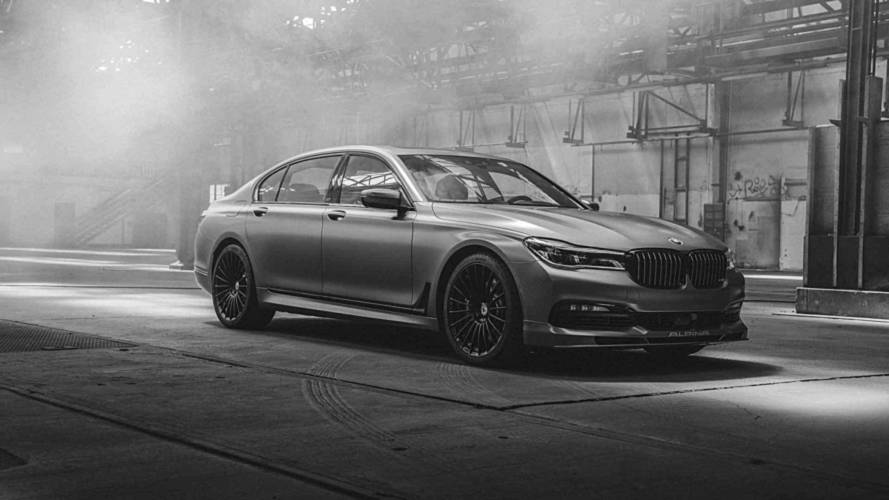 Stealthy Alpina B7 Is Only For Canada
