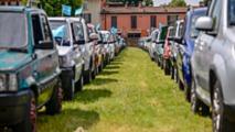 Rassemblement Fiat Panda