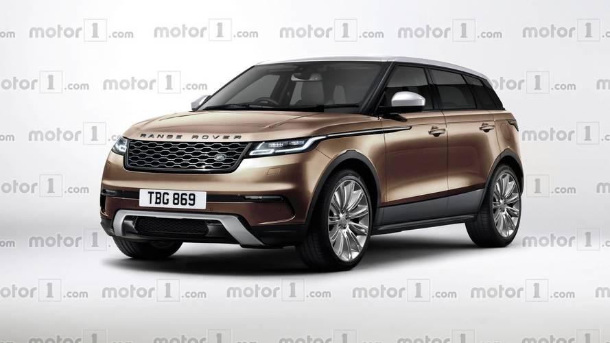 2019 Range Rover Evoque böyle görünebilir