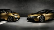BMW i3 et i8 Starlight Edition
