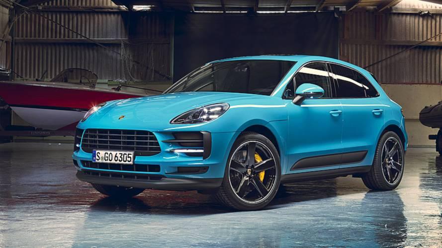 Porsche Macan 2019: un paso más cerca del Cayenne (actualizado)