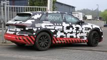 Audi E-Tron spy photo (May 2018)