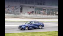 Mercedes C63 AMG, più divertente di una sportiva [VIDEO]