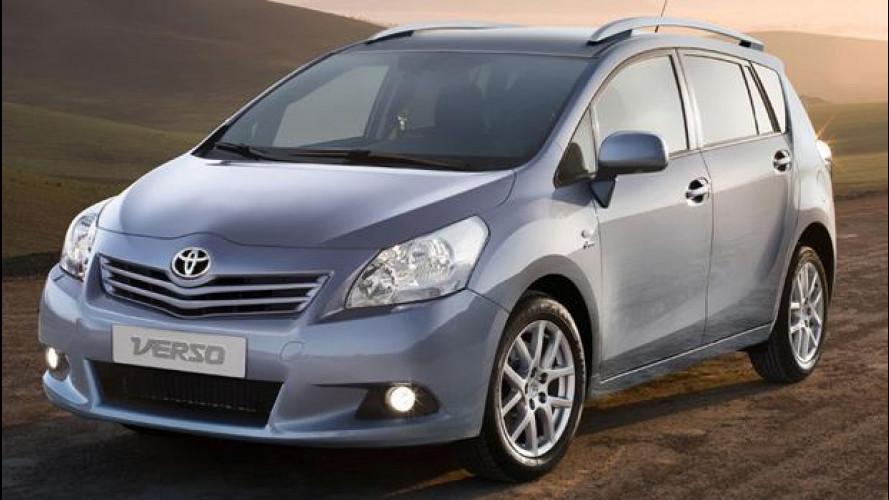 Toyota Verso: le migliori offerte dell'usato