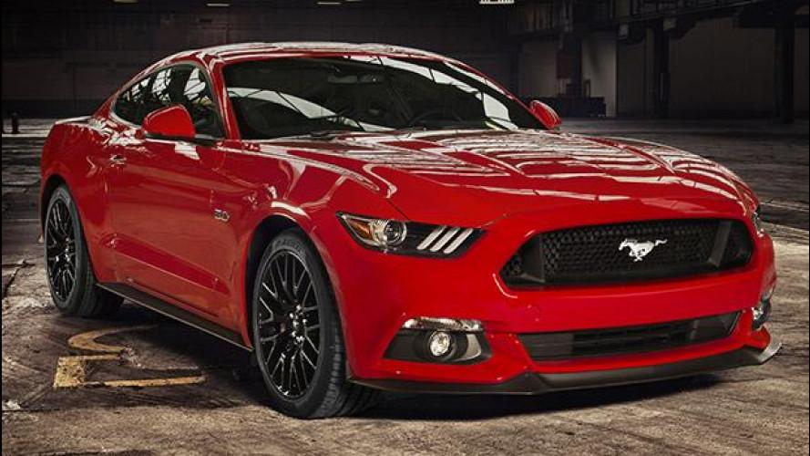 Ford Mustang, arriva e va fortissimo