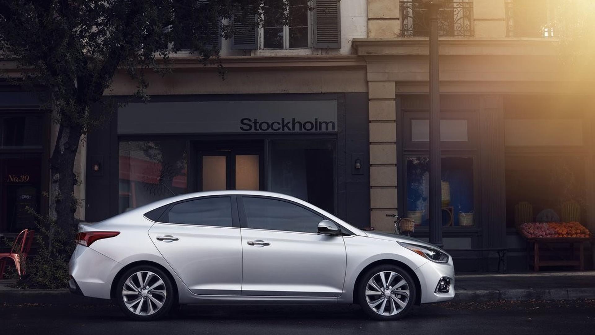 2018 Hyundai Accent Priced At $14 995