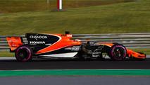 Stoffel Vandoorne McLaren 2018