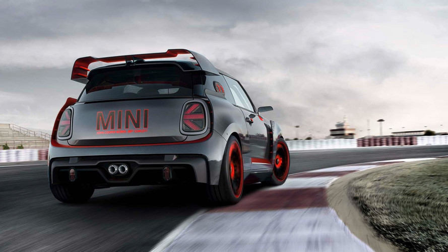 Mini Goes For Maxi Impact With John Cooper Works GP Concept