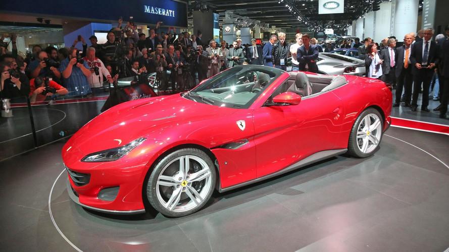 Sucessora da California T, Ferrari Portofino estreia com 600 cv