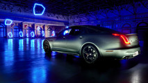 Jaguar XJL Game of Drones