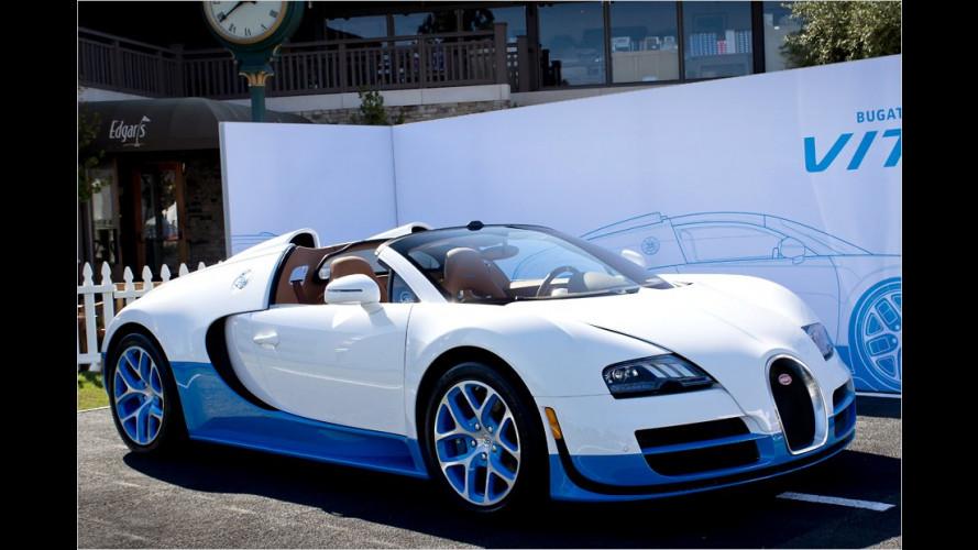 Schnellster Roadster der Welt